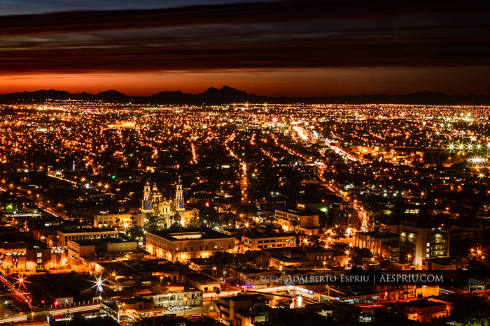 hermosillo desde el cerro by adalberto espriú photography in hermosillo sonora