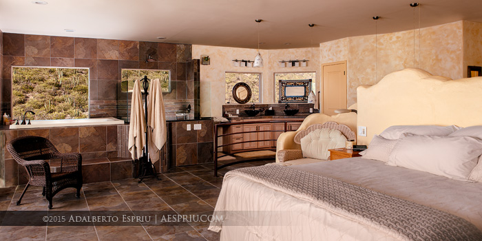 interiors photography - bedroom in san carlos sonora - by adalberto espriú interiors photographer